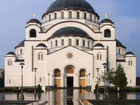Cathedral Of Saint Sava