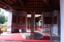 Temple Of Literature Inside