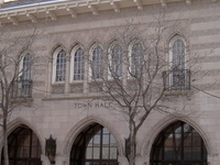 Town Hall Arts Center