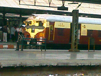 Thane Railway Station