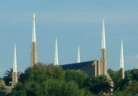 Johannesburg South Africa Temple