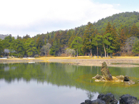 Hiraizumi Monuments Sites