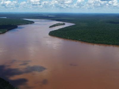 Iguazu River