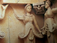 Thracian Tomb Of Sveshtari