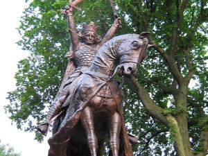 King Jagiello Monument