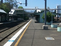 Thirroul Railway Station