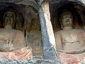 Thousand-Buddha Cliff
