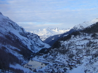 Tignes-les-Brevieres