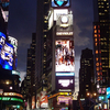 Times Square In Evening