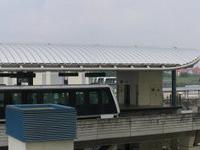 Tongkang LRT Station
