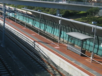 Canning Bridge Railway Station