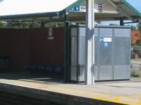 Challis Railway Station