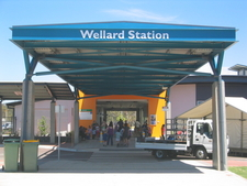 Wellard Railway Station