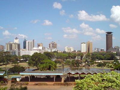 Uhuru Park - 1