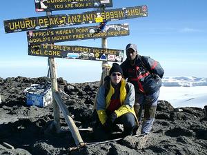 Machame Route Kilimanjaro -Tanzania Photos