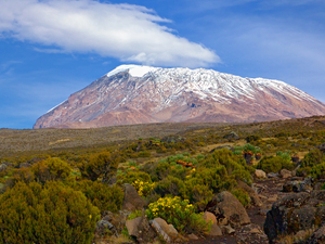 8 Days Kilimanjaro The Machame Route