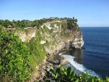 Uluwatu View From The