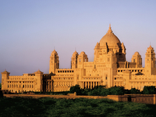 Umaid Bhawan Palace Of Rajasthan