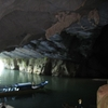Underground River In Phong Nha Cave