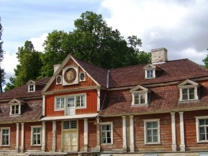 Ungurmuiža Manor House