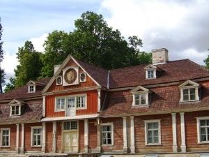 Ungurmuiža Manor House