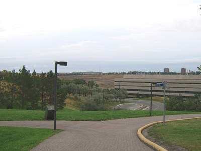 University Of Lethbridge Hill