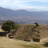 Unrestored Section Of Monte Alban