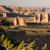 Upper Cathedral Valley - Capitol Reef NP