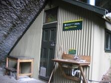 Upper Gridiron Hut