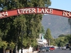 Upper Lake Is The Gateway To Mendocino National Forest.