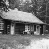 Upper Lake McDonald Ranger Station Historic District - Glacier - USA