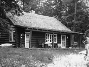 Upper Lake McDonald Ranger Station Historic District