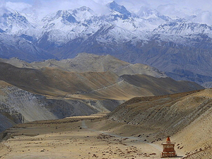 Upper Mustang Treks Photos