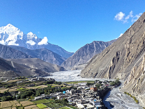 Upper Mustang Trek in Nepal Photos