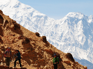 Upper Mustang Trekking Photos