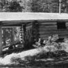 Upper Park Creek Patrol Cabin - Glacier - USA