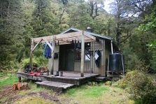 Upper Spey Hut