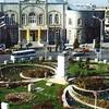 Urmia Municipality Square
