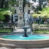 Fountain At Uruapan Plaza