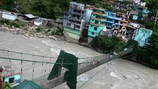 Uttarakhand - Suspension Bridge