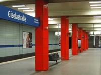 Giselastraße Station