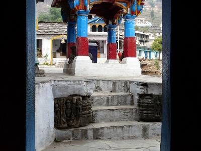 Ukhimath  Temple