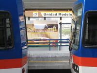 Unidad Modelo Monterrey Metro