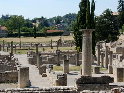 Vaisonlaromaine Ruins