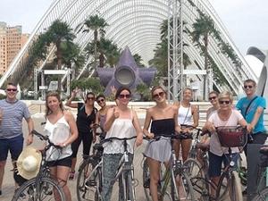Valencia City Bike Tour