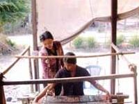 Van Giao Brocade Village