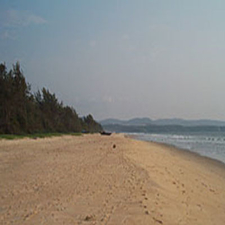 Varca Cavelossim And Mobor Beaches In Goa