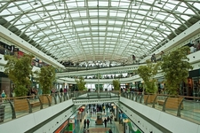 Vasco Da Gama Shopping Center In Lisbon - Portugal
