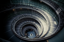 Vatican Museum Spiral Stairs