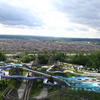 Vaughan As Viewed From Canadas Wonderland